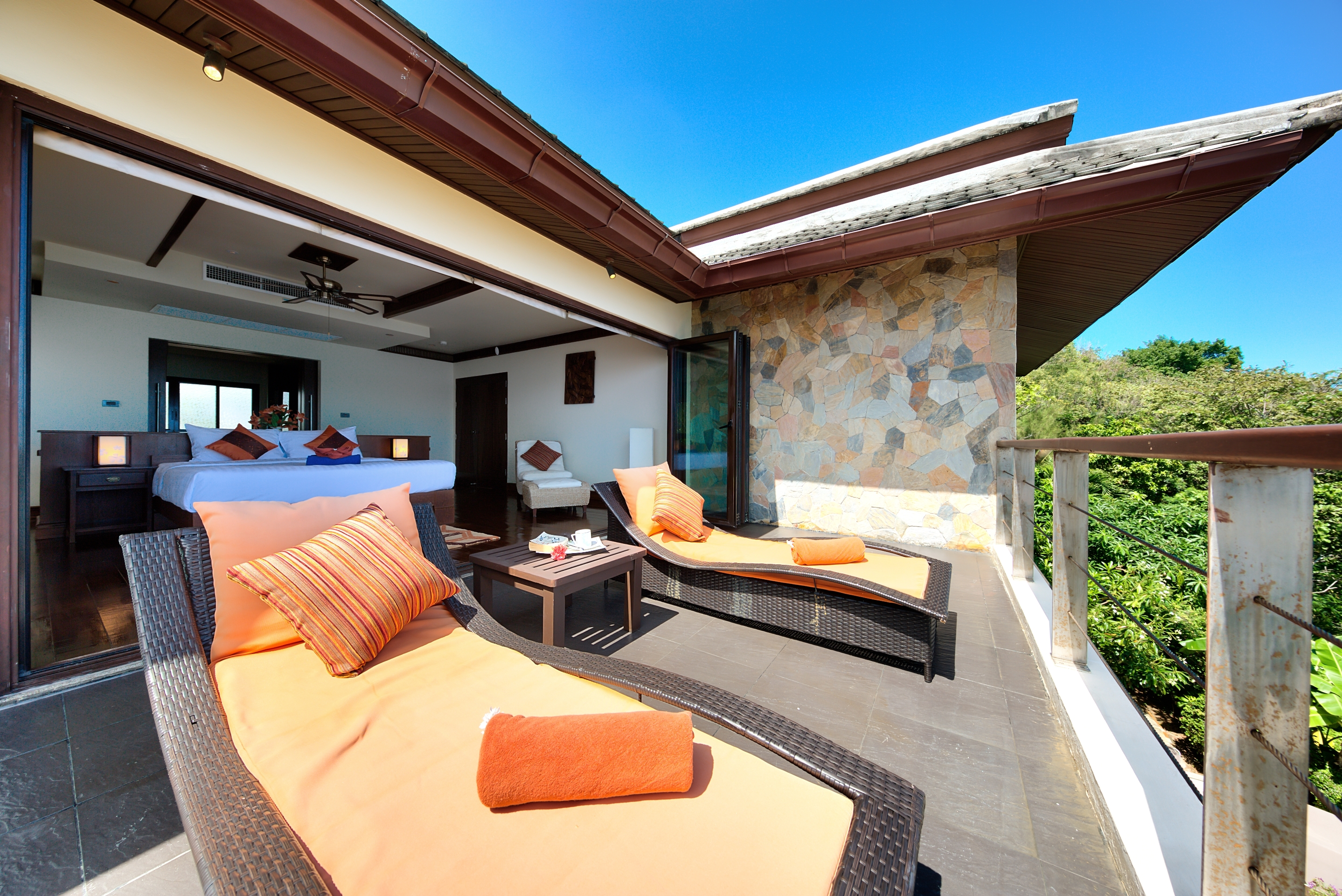 Bathroom - Luxury Garden Villa For Sale In Lipa Noi Close To The Beach - Koh Samui