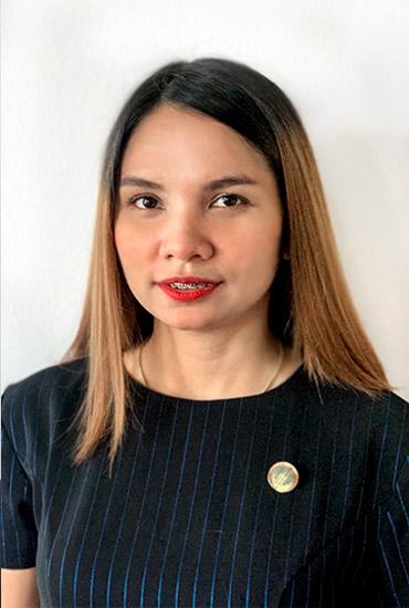 Miss Suriluk Doung-on Asst. Sales Gallery Manager Krabi