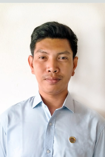 Mr. Pattarapol Ngamsang Chief Architect
