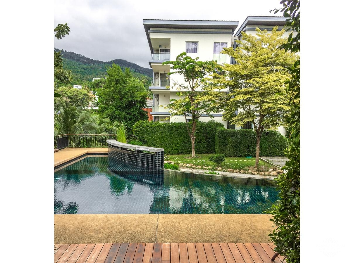Pool - For Sale Two Apartments Great Sea View Chaweng - Koh Samui